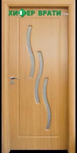 Интериорна врата модел 014, цвят Стевъл дъб