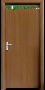 Интериорна врата модел 030, цвят Златен дъб
