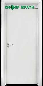 Интериорна врата модел 030, цвят Бял