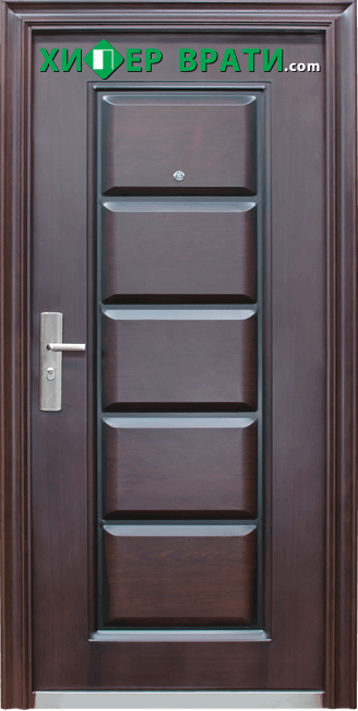 Блиндирана входна врата модел 093-G