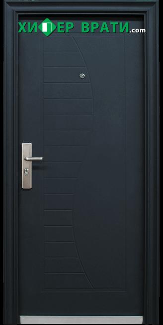 Блиндирана входна врата модел 701-B