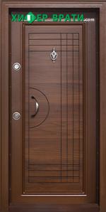 Блиндирана входна врата модел Т-305