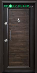 Блиндирана входна врата модел Т-369