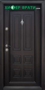Блиндирана входна врата модел Т-503