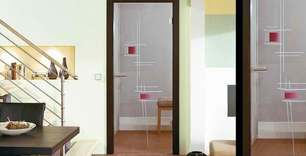 Стъклени врати за дома ни