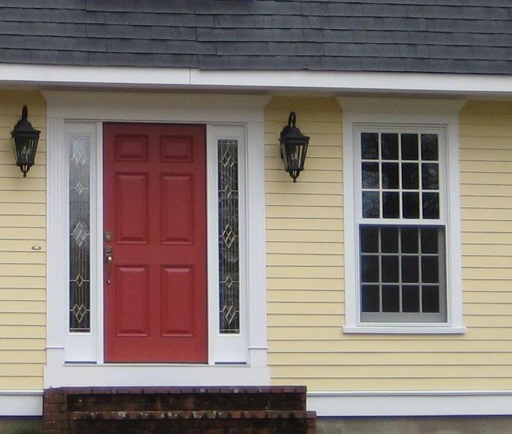 Входни врати за къщи