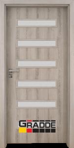Интериорна врата модел Gradde Schwerin, цвят Ясен Вералинга