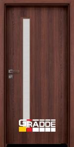 Интериорна врата модел Gradde Wartburg, цвят Шведски дъб