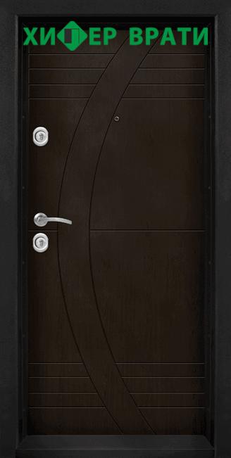Блиндирана входна врата T-909