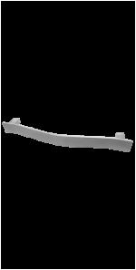 Пасивна дръжка за блиндирана врата от серия Елеганс