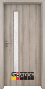 Интериорна врата модел Gradde Wartburg, цвят Дъб Вераде