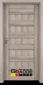 Интериорна врата Gradde Aaven Voll, цвят Ясен Вералинга