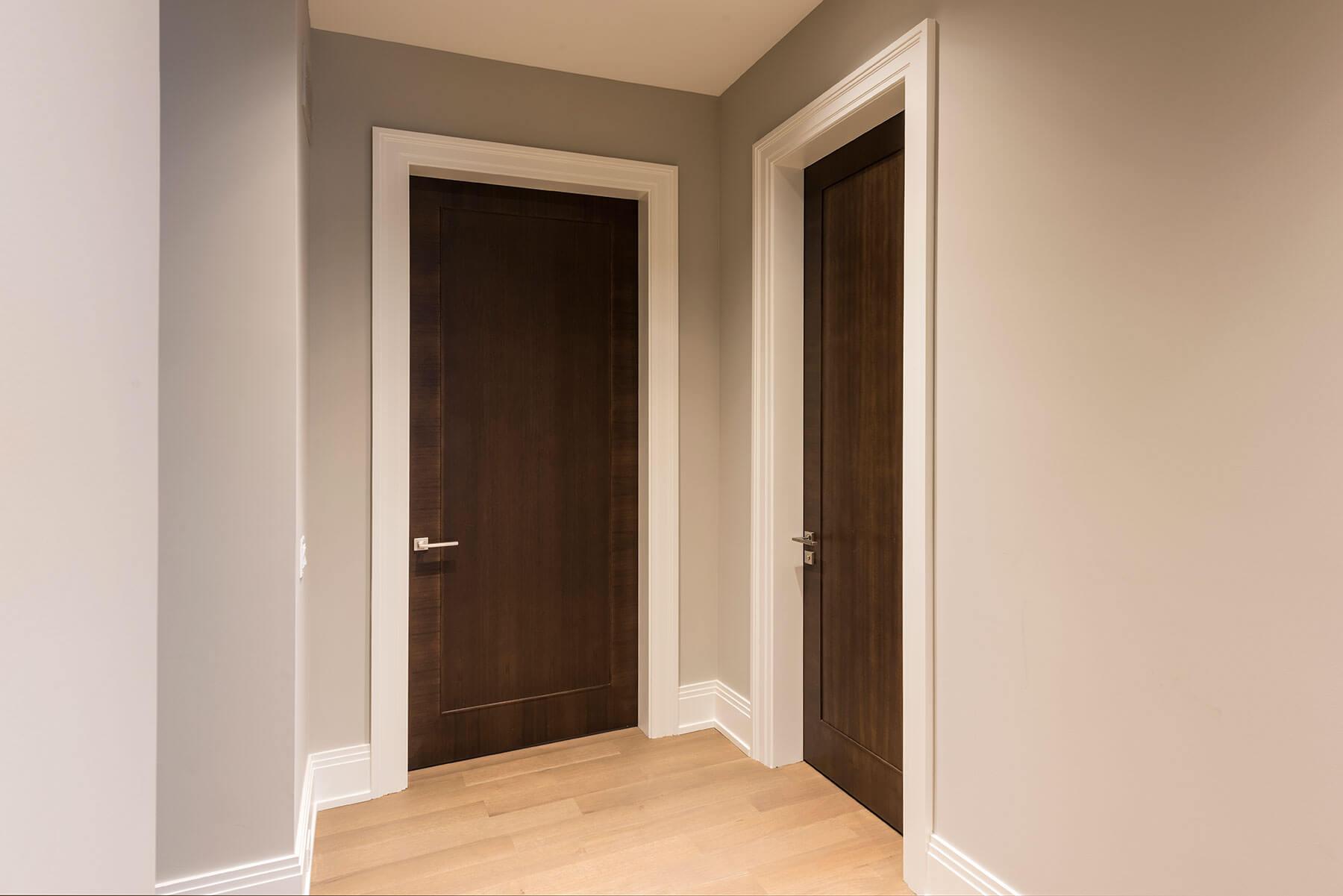 Правилният избор на интериорна врата за дома