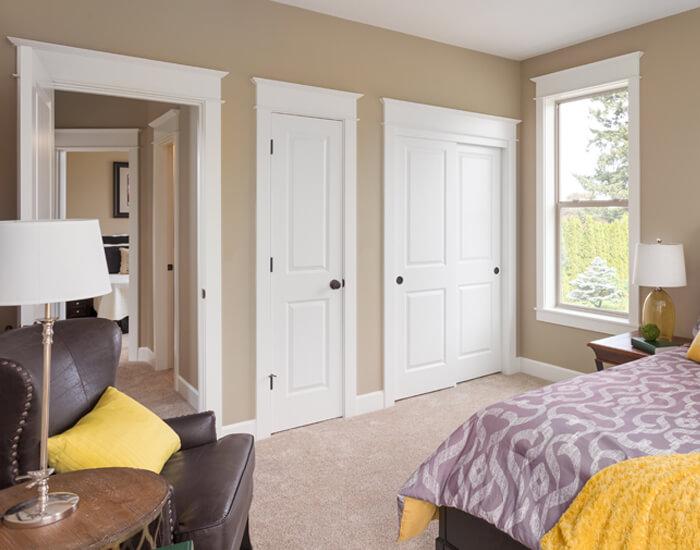 Как да изберете новите интериорни врати