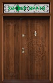 входна врата Т 110 цвят Златен дъб