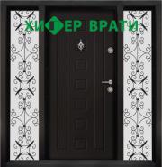 входна врата Т 712 цвят Африка