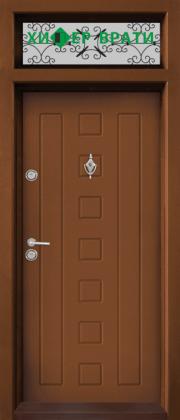 входна врата Т 712 цвят Златен дъб