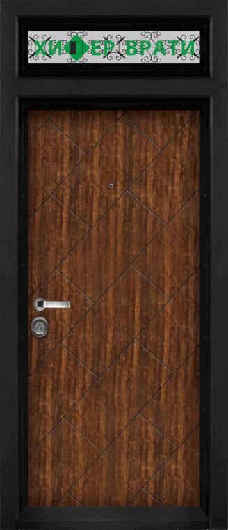 входна врата Т 904 цвят Сахара
