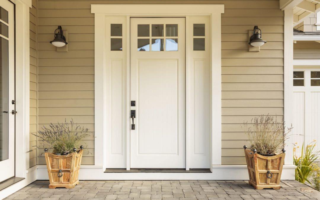 Купуване на нова входна врата