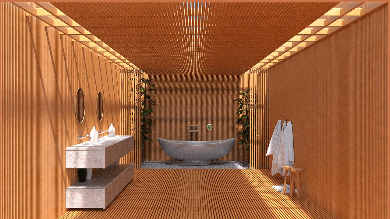Иновация при алуминиевите врати за баня