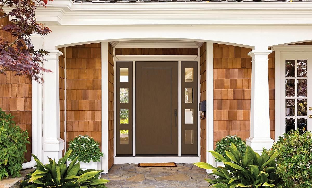 Какво прави входните врати примамливи?