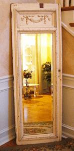 Огледало от врата