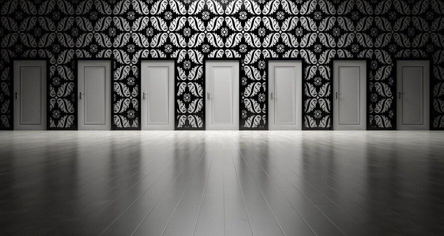 Белите врати – винаги на мода