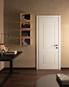 Комбинации с бяла интериорна врата