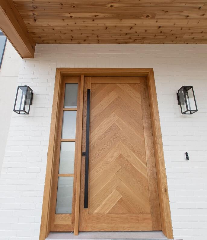Нова Входна Врата за Вашия дом