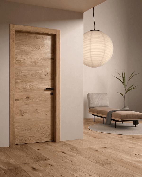 Модерен дизайн на интериорната врата